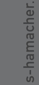 Logo s-hamacher